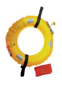 I014 Man Overboard® Inflatable Life Ring