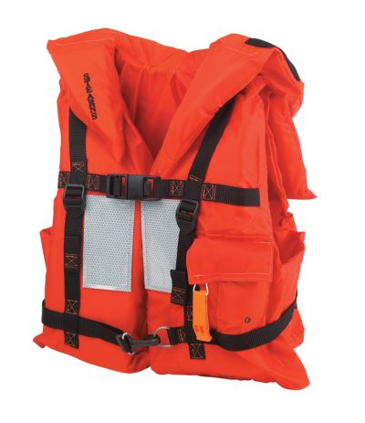 Adult Industrial Deluxe Merchant Mate Life Jacket