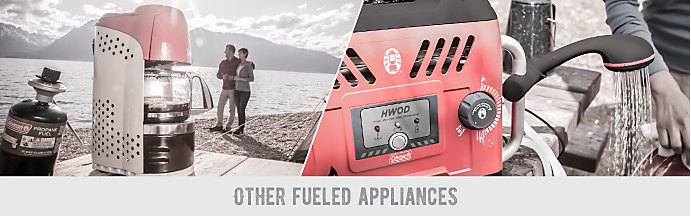Other Fueled Camping Appliances
