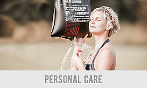Personal Care Camping Gear