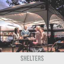 Canopies & Shelters