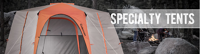 Coleman Specialty Tents