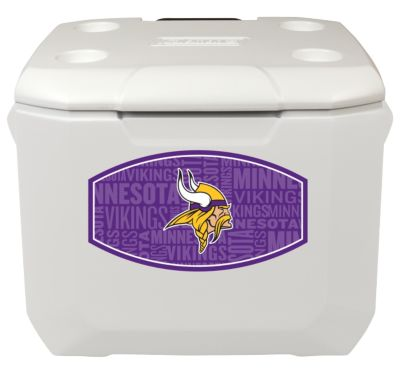60 QT Performance Wheeled Cooler - Minnesota Vikings
