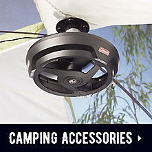 Coleman Camping Accessories