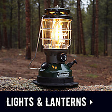Coleman Lights & Lanterns