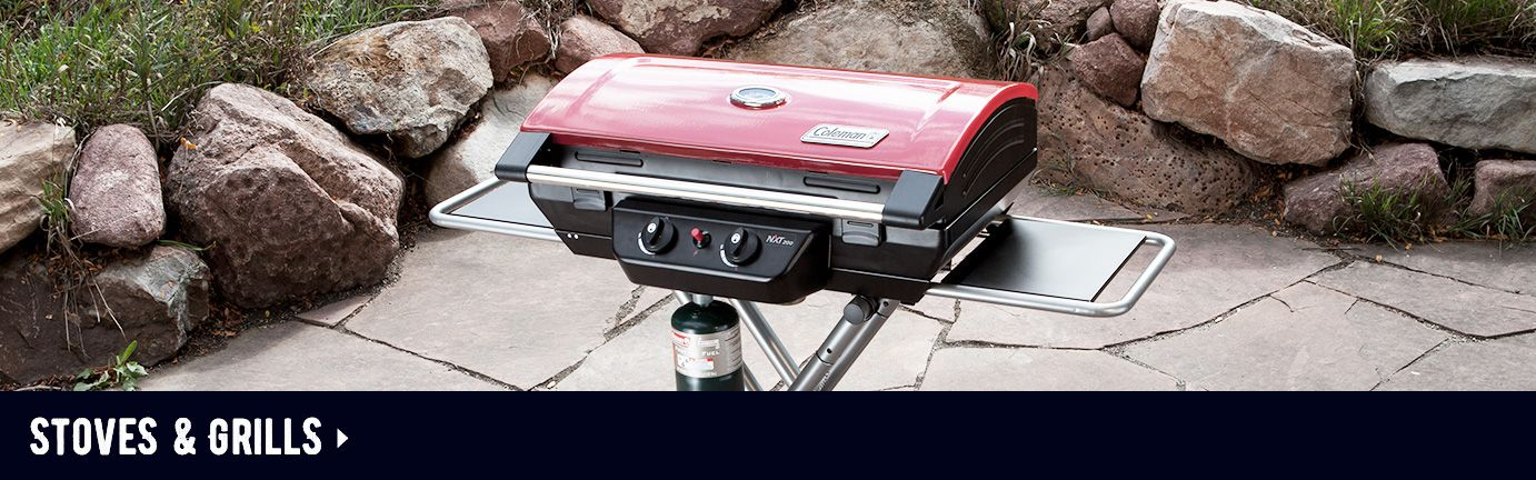 Coleman Stoves & Grills
