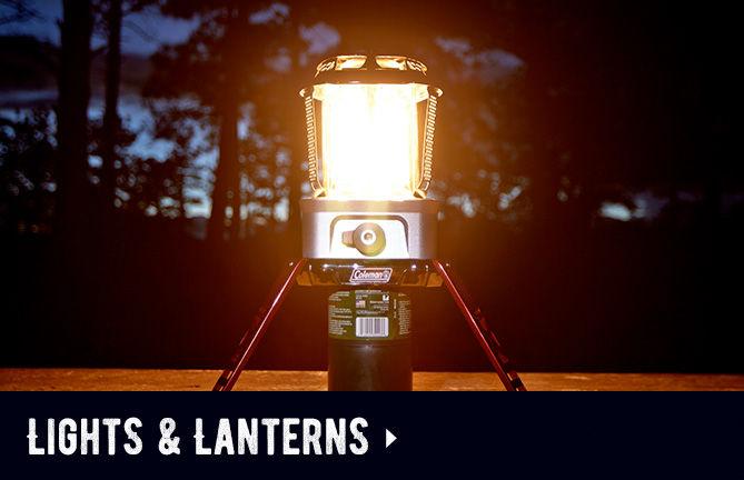 Coleman Lights & Lanterns