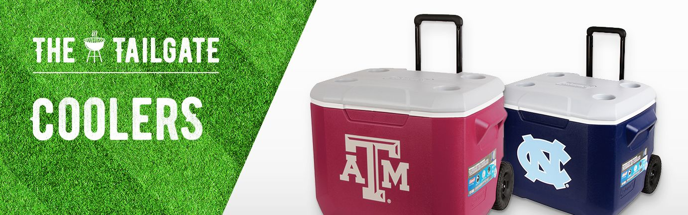 Coleman Tailgate Coolers