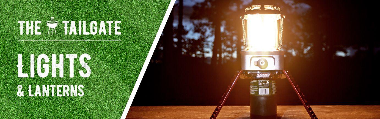 Coleman Tailgate Lights & Lanterns