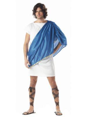 Toga Man Costume for Adult