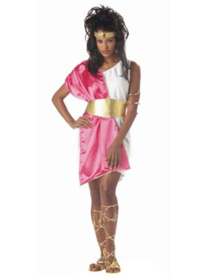 Toga Woman Costume for Adult