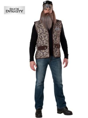 Adult Duck Dynasty Phil Costume