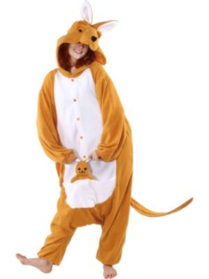 Adult Bcozy Kangaroo Costume