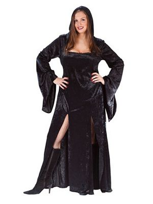 Sorceress Costume Plus Size Sultry Sorceress Plus Costume