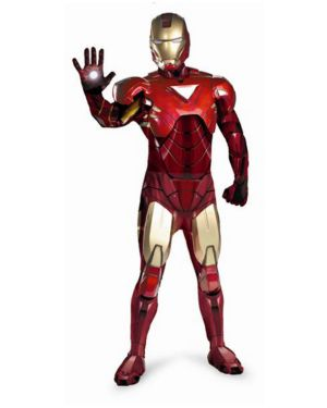 Adult Collectors Edition Iron Man 2 Mark VI Costume