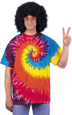 Tie Dye Halloween Costumes Rasta Tie Dye t Shirt Costume