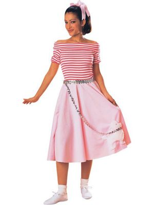 Nifty Fifties Costume for Adult