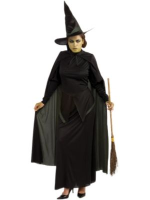 Wicked Witch Costume For Women