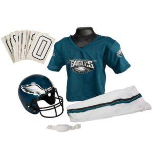 Boys Nfl Eagles Helmet and Uniform Set