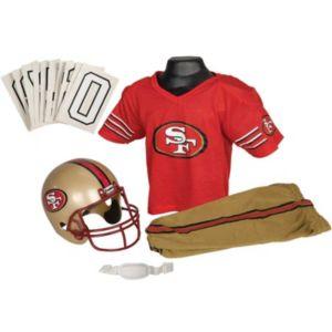 Child NFL 49Ers Helmet & Uniform