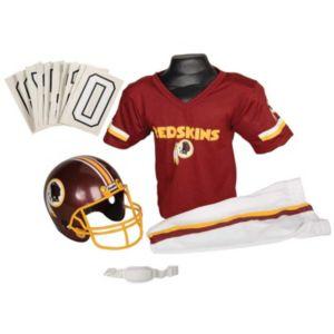 Child NFL Redskins Helmet & Uniform