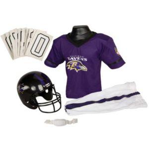 Child NFL Ravens Helmet & Uniform