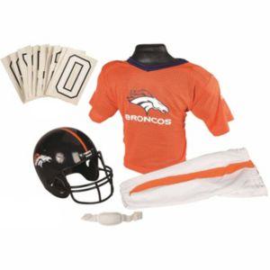 Child NFL Broncos Helmet & Uniform