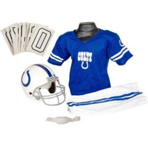 Boys NFL Colts Helmet and Uniform Set