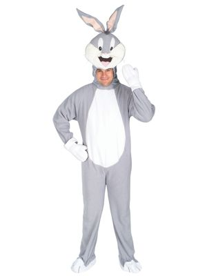 Bugs Bunny Costume for Adult