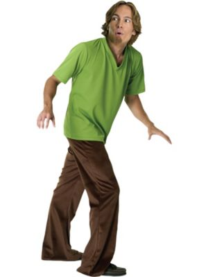 Adult Shaggy Scooby Doo Costume