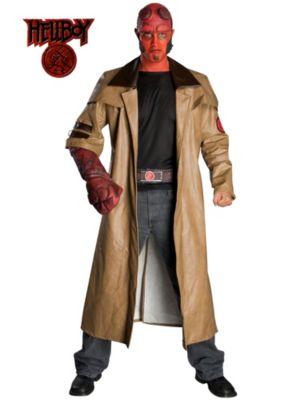 Hellboy Costume for Men