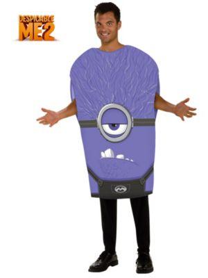 Adult Despicable Me Evil Minion Costume
