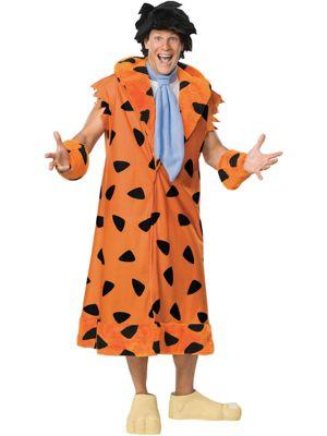 Plus Size Fred Flintstone Adult Costume