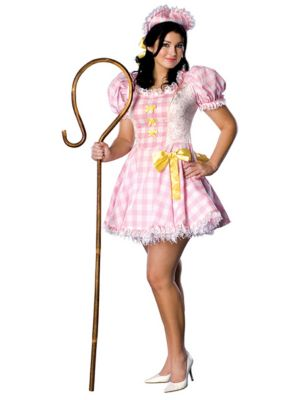 Lil' Bo Peep GT Plus Costume