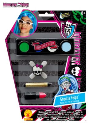 Child Monster High Ghoulia Yelps Makeup Kit