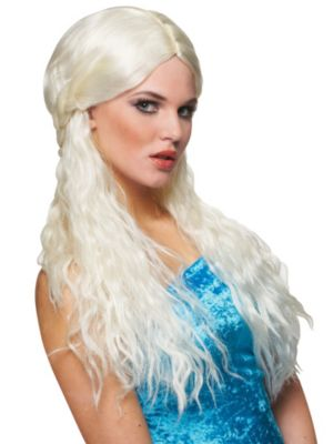 Women's Barbarian Bride Wig