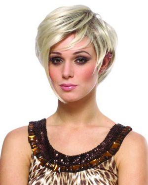 Mixed Blonde Victoria Wig Adult