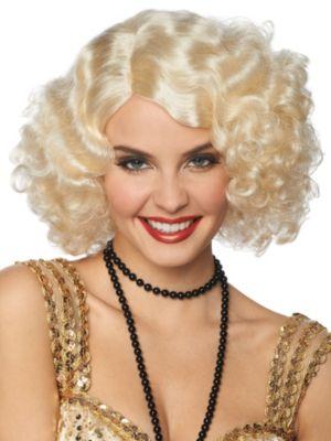 Women's Broadway Flapper Wig