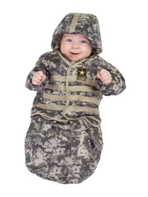 Infant US Army Costume