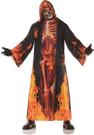 Adult Photo Real Robe Underworld Costume