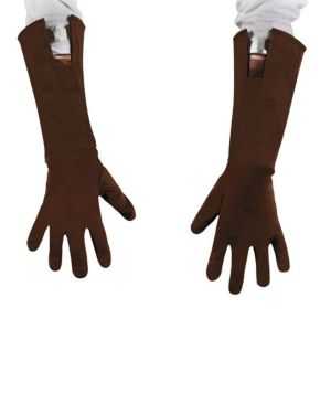 Boys Captain America Movie Gloves