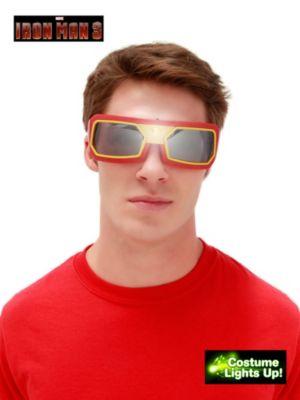 Iron-Man Light-Up Goggles