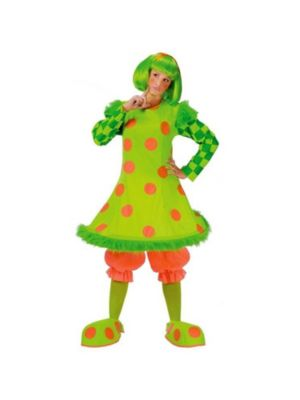 Lolli the Clown Costume for Adults