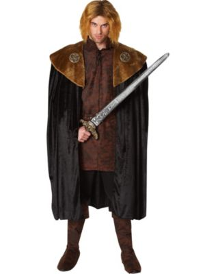 Adult Medieval Cape Costume