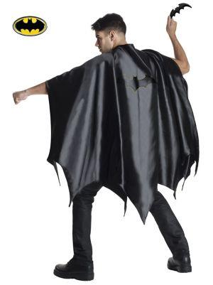 Adult Batman Deluxe Cape  Costume