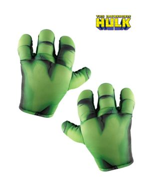 Child Hulk Hands