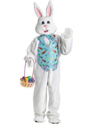 Adult Bunny Deluxe Mascot