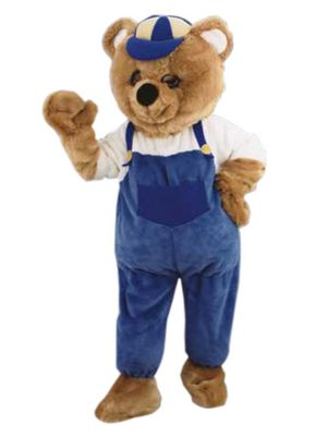 Adult Mascot Bear Costume