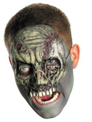 Chinless Mask - Walking Zombie