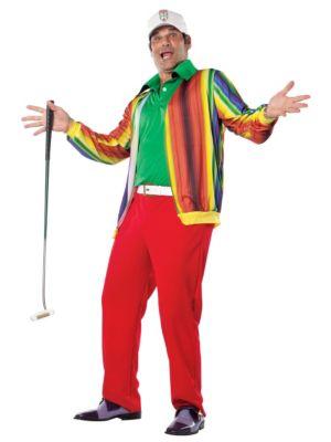 Adult Caddyshack Al Czervik Costume